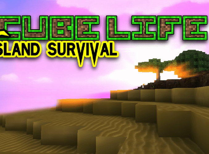 Release - Cube Life: Island Survival