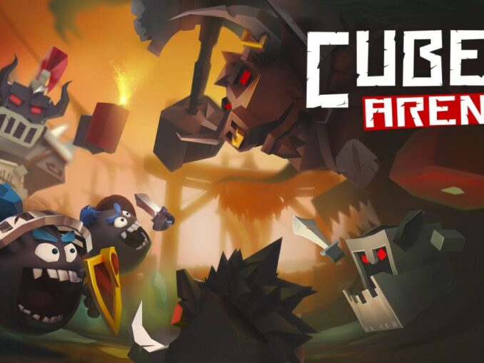 Release - Cubers: Arena