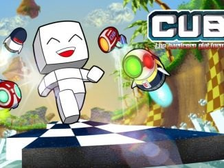 Cubit The Hardcore Platformer Robot HD