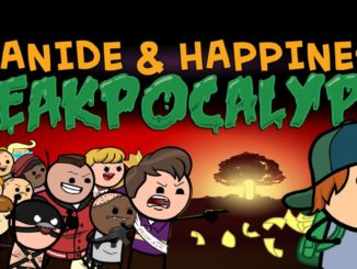 Release - Cyanide & Happiness – Freakpocalypse: Part 1