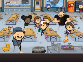 Cyanide & Happiness – Freakpocalypse: Part 1 Arrives Spring
