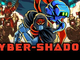 Cyber Shadow Japanse Trailer