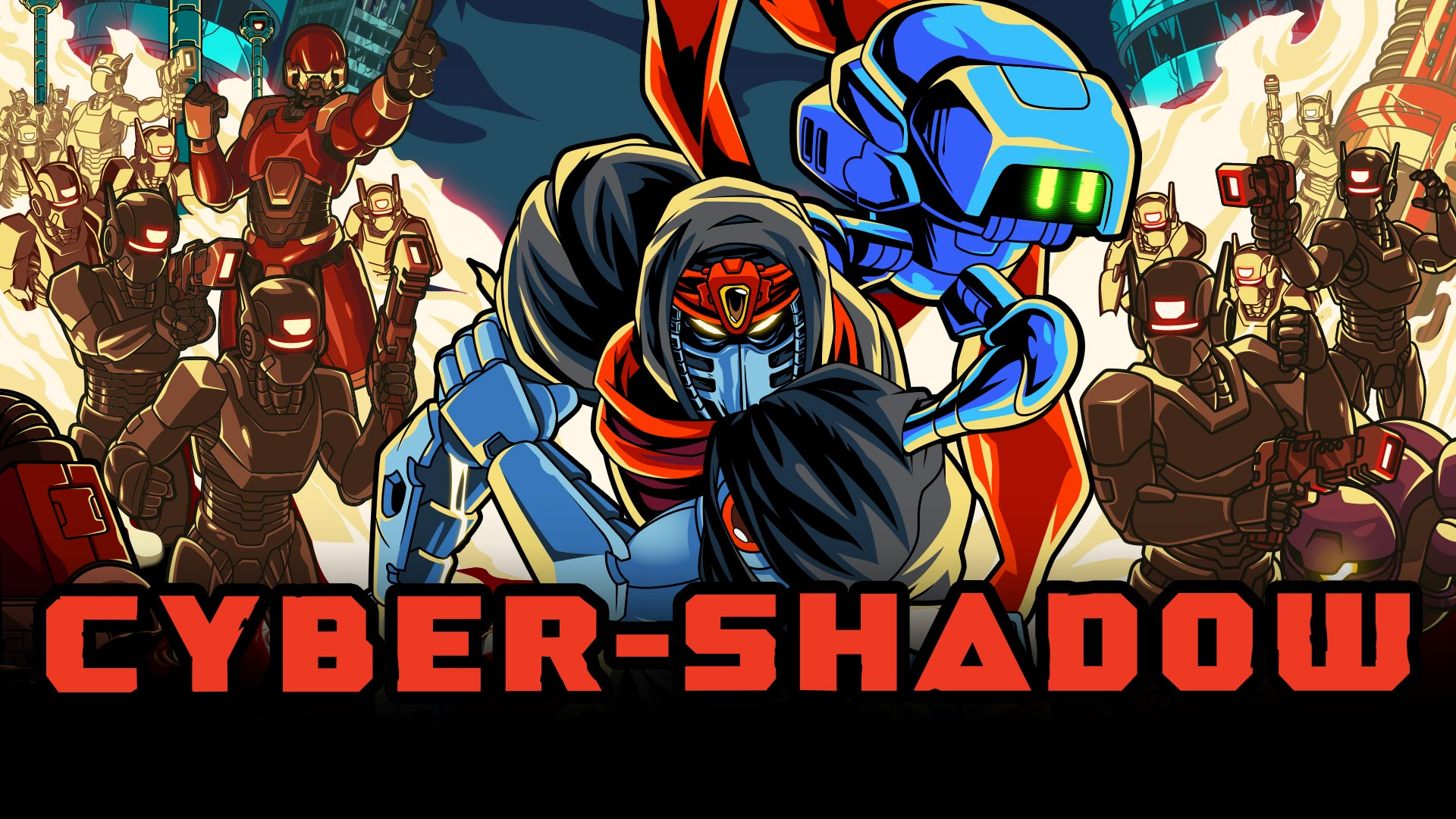 Cyber Shadow Japanese Trailer