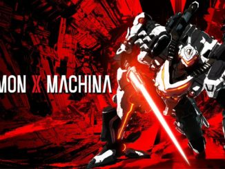 Daemon X Machina Japanse Launch Trailer