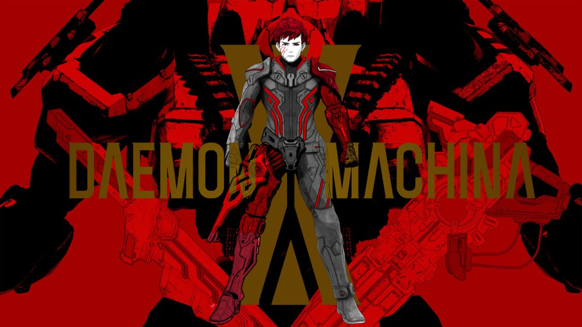 Daemon X Machina – New character introduction