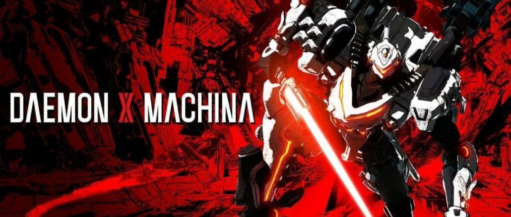 Daemon X Machina – New Launch Trailer