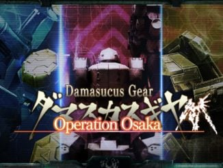Damascus Gear Operation Osaka