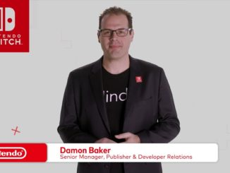 Damon Baker announces to be leaving Nintendo
