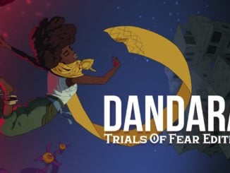 Dandara: Trials Of Fear Edition out