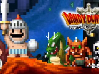 Release - Dandy Dungeon – Legend of Brave Yamada –