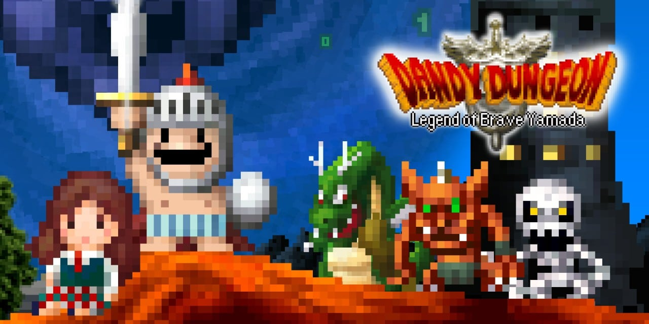 Dandy Dungeon – Legend of Brave Yamada –