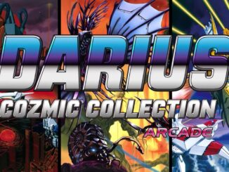 Darius Cozmic Collection Arcade – Eerste 20 minuten