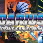 Darius Cozmic Collection not digital in Japan