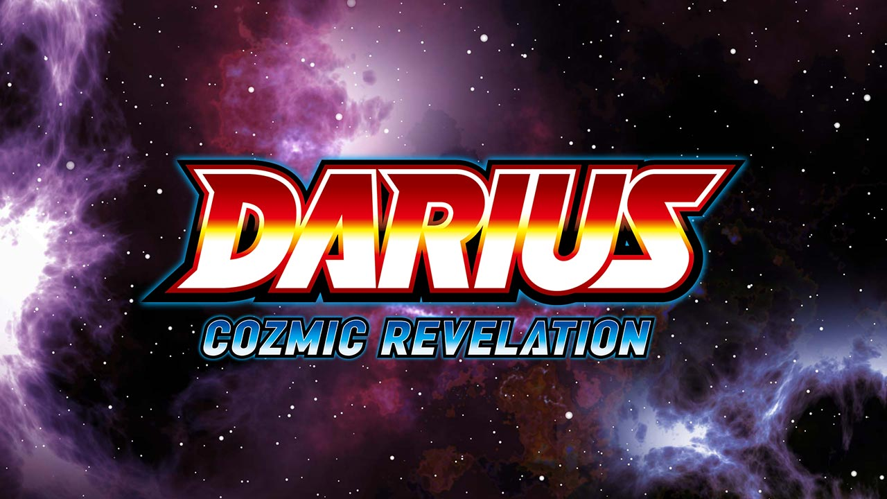 Darius Cozmic Revelation – Worldwide Release Confirmed