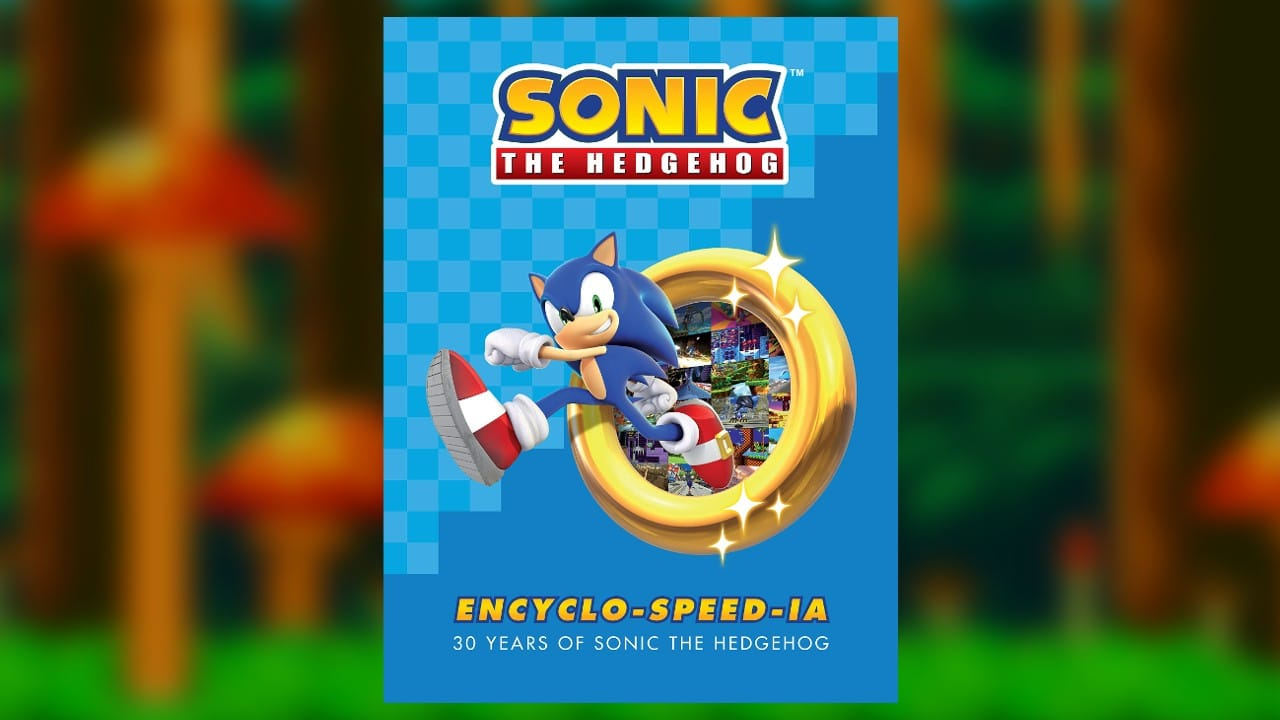 Dark Horse and SEGA – Sonic The Hedgehog Encyclo-speed-ia Book