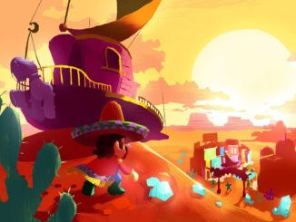 Dark Horse – The Art Of Super Mario Odyssey – Nieuwe Engelse Trailer