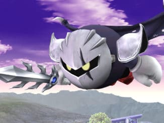 Dark Meta Knight trailer Kirby Star Allies
