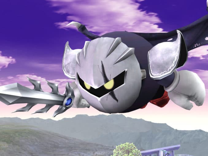 News - Dark Meta Knight trailer Kirby Star Allies