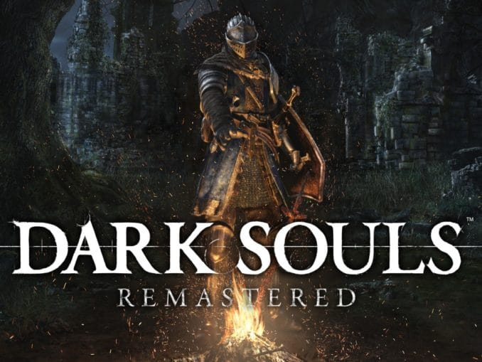 Nieuws - Dark Souls Remastered – 19 Oktober