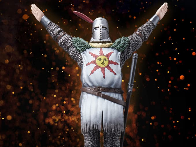 News - Dark Souls Remastered's Solaire Of Astora amiibo