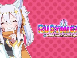 Release - Dark Witch Music Episode: Rudymical