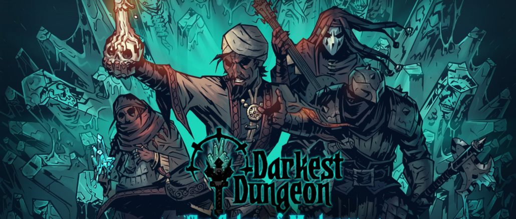 Darkest Dungeon's duistere trailer The Color of Madness DLC