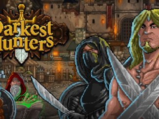 Release - Darkest Hunters