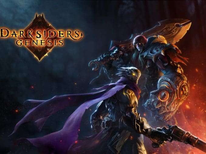 Nieuws - Darksiders Genesis – Nieuwste trailer – introduceert War, The Rider of the Red Horse