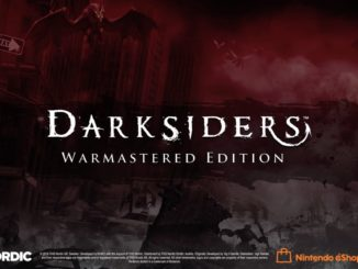 Darksiders: Warmastered Edition details
