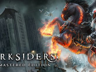Darksiders Warmastered Edition is coming