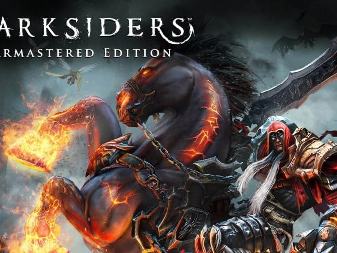 Nieuws - Darksiders: Warmastered Edition Performance en Quality