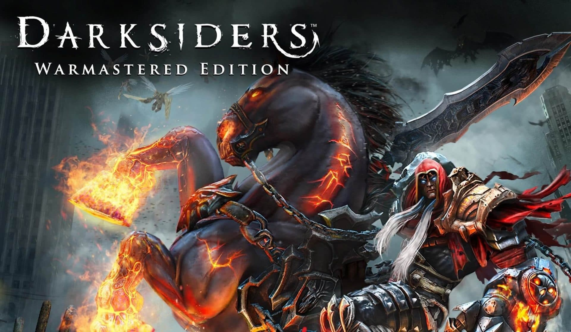 Darksiders: Warmastered Edition Performance en Quality