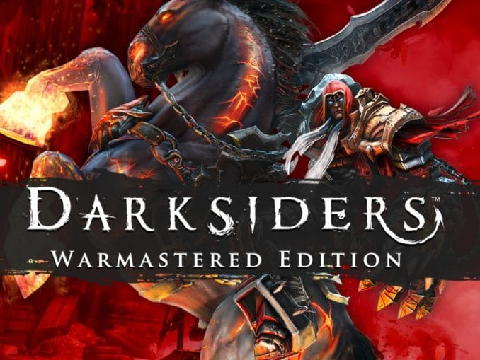 Release - Darksiders Warmastered Edition – Switch