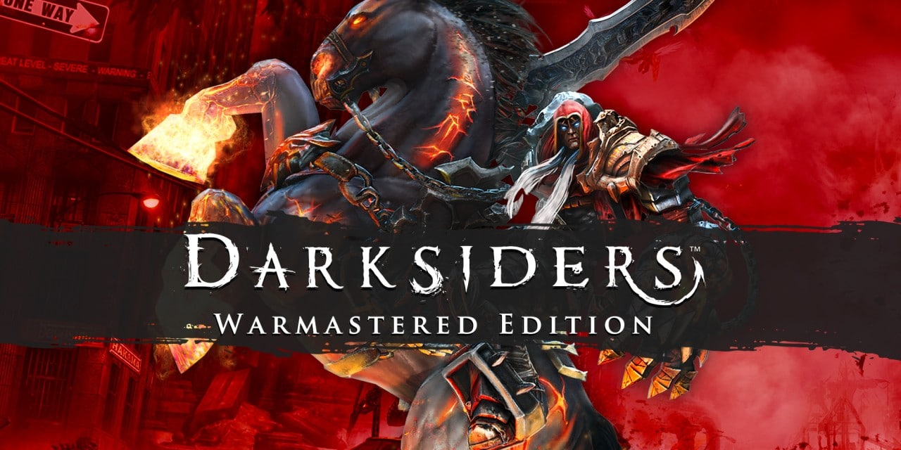 Darksiders Warmastered Edition – Switch