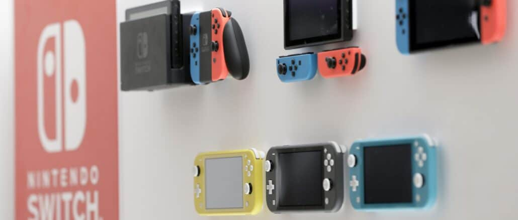 Datamine: Potential new Nintendo Switch Model/Revision info