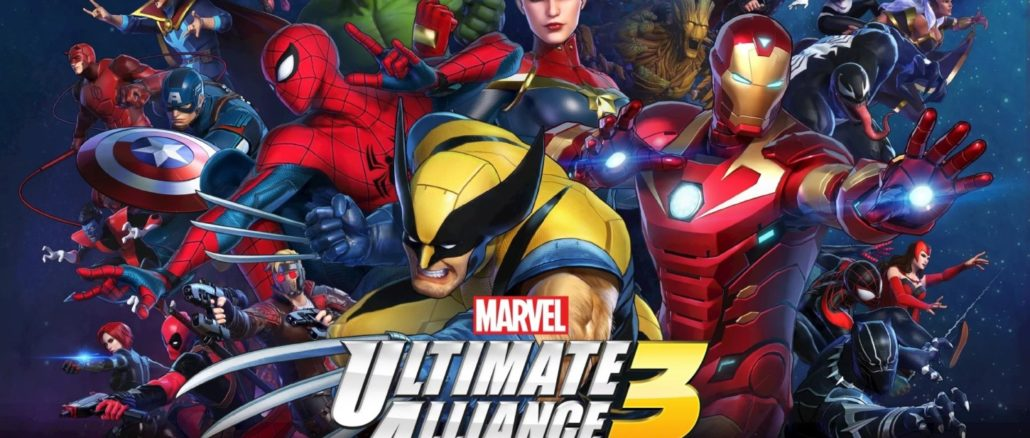 Dataminer hints towards future updates Marvel Ultimate Alliance 3
