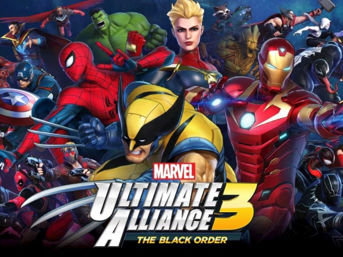 Geruchten - Dataminer hint naar toekomstige updates Marvel Ultimate Alliance 3
