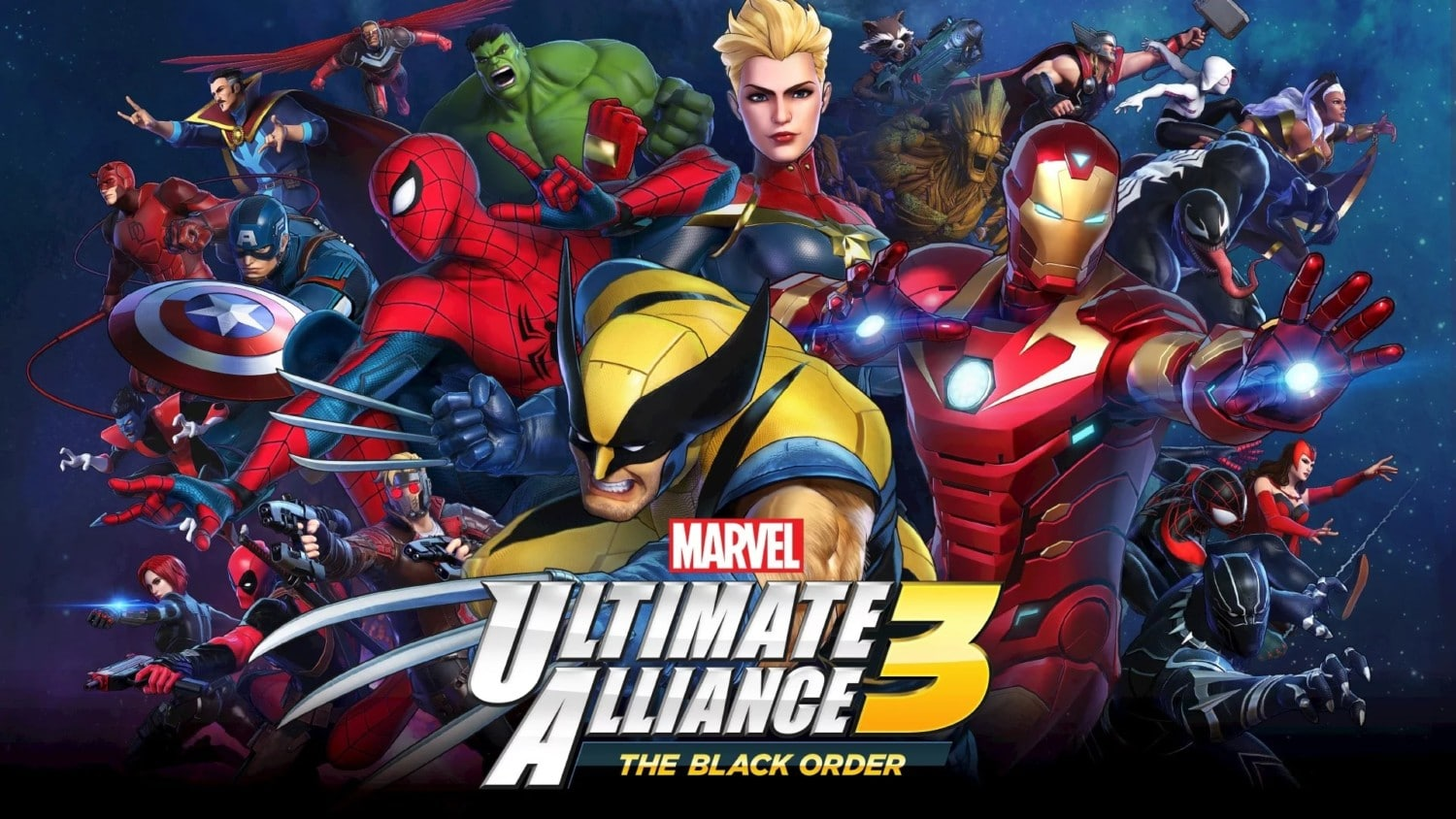 Dataminer hint naar toekomstige updates Marvel Ultimate Alliance 3