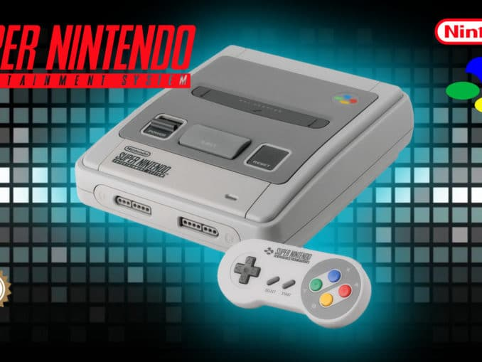 Dataminers found SNES games and more