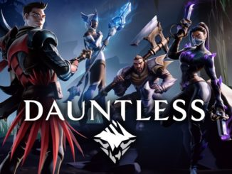 Release - Dauntless