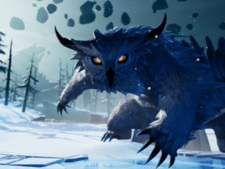 Dauntless Devs showed of Winterhorn Skraev