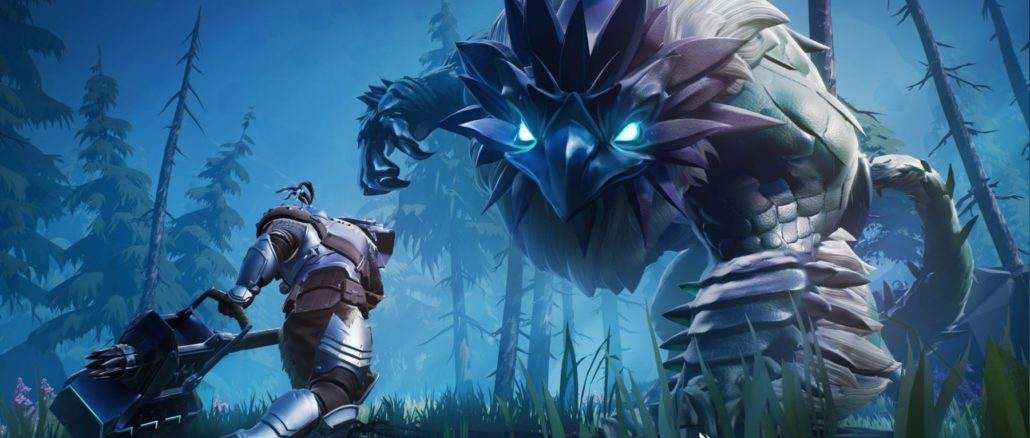 Dauntless patch 1.1.1 live