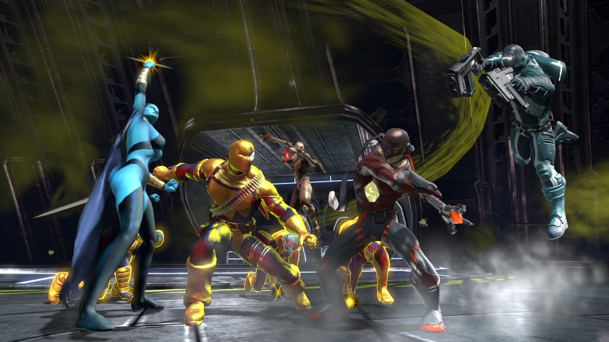 DC Universe Online available now