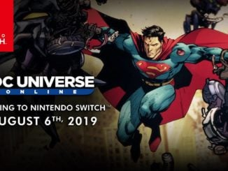 DC Universe Online coming August 6th