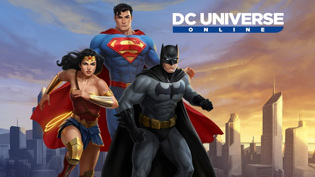 DC Universe Online – The First 25 Minutes