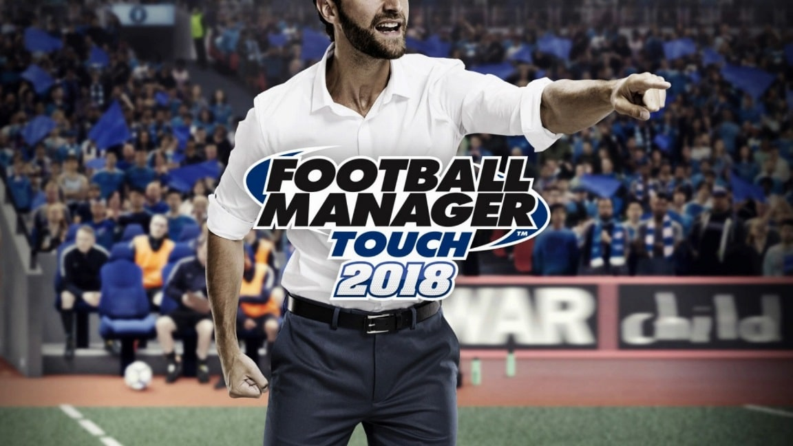 Football Manager Touch 2018 is uit