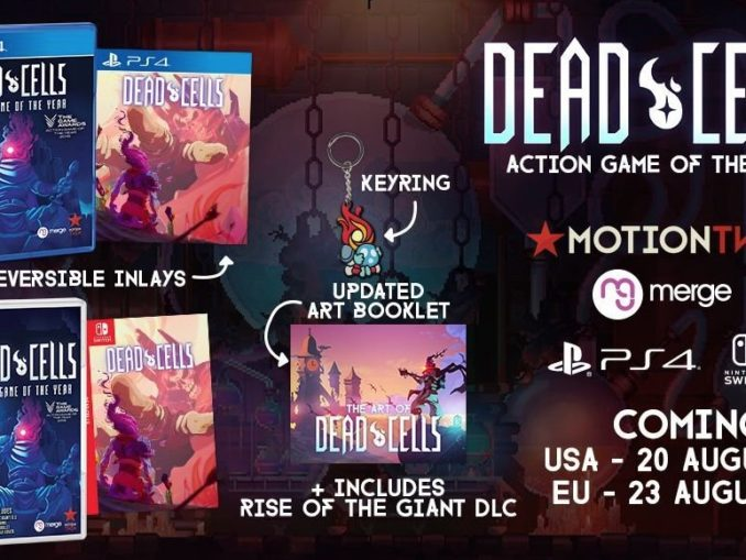 Nieuws - Dead Cells: Action Game Of The Year Editie