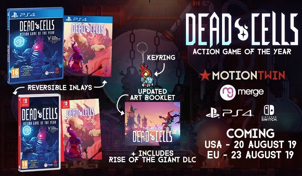 Dead Cells: Action Game Of The Year Editie
