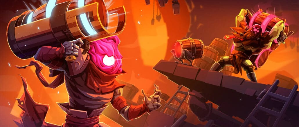 Dead Cells - Barrels o' Fun - free update is out