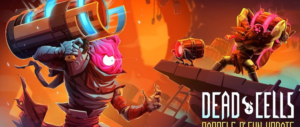 Dead Cells – Barrels o' Fun Update later deze Zomer
